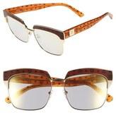 MCM 'Visetos' 56mm Retro Sunglasses