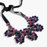 J.Crew Garden statement bib necklace