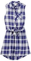 C&C California Woven Sleeveless Dress (Big Girls)