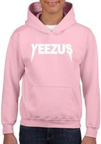 Artix YEEZUS Fashion Music People Best Friend Gift Matching Couples Xmas Gifts Hoodie For Girls - Boys Youth Kids