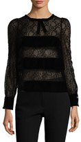 Manoush Lace Romantic Blouse