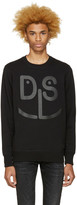 Diesel Black S-Joe-Mb Sweatshirt