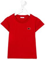 Dolce & Gabbana logo T-shirt - kids - Cotton - 3 yrs