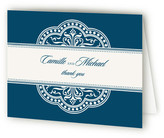 Minted Ornamental Thank You Cards