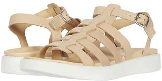 Ecco Flowt LX Sandal (Black Cow Leather) Women's Shoes