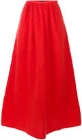 Giorgio Armani Gonna skirt - women - Polyamide/Mohair/Wool - 42