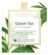 Foreo UFOTM Activated 6-Pack Green Tea Sheet Mask Set