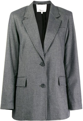 3.1 Phillip Lim Single Breasted Tailored Blazer