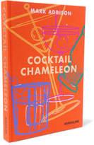 Assouline Cocktail Chameleon Hardcover Book - Orange