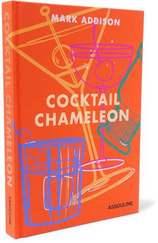 Assouline Cocktail Chameleon Hardcover Book