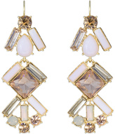 Kate Spade accessories Baguette Bridal Chandelier Earrings