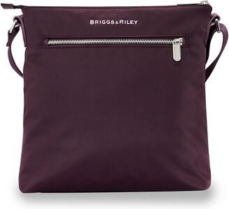Briggs & Riley Rhapsody Water Resistant Nylon Crossbody Bag