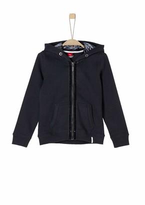 S'Oliver Girl's 66.808.43.4940 Track Jacket