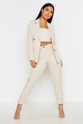 boohoo Petite Tailored Pants