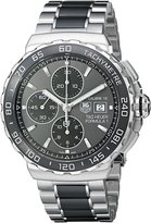 Tag Heuer Men's Formula 1 CAU2010.BA0873 Stainless Steel Wrist Watches