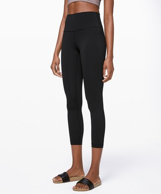 "Lululemon Wunder Under High-Rise Tight 25"" *Nulux Online Only"