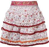 Poupette St Barth 'Bibi' mini skirt