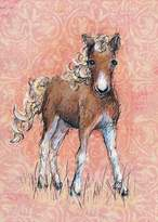 Oopsy Daisy Fine Art For Kids Florence The Foal Canvas Wall Art