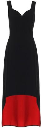 Alexander McQueen Stretch-jersey midi dress