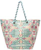 Roxy SUNSEEKER TOTE Tote bag marshmallow tribal vibes