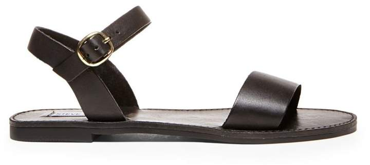 Steve Madden Stevemadden DONDDI BLACK LEATHER