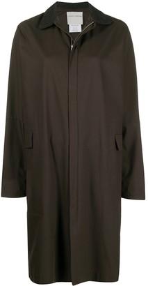 Stephan Schneider Factual zip-up coat