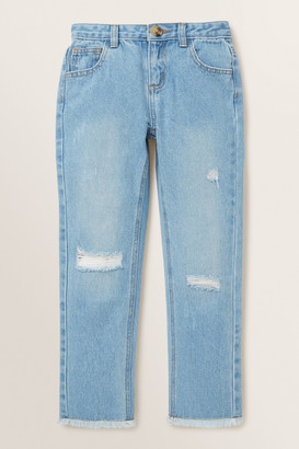 Seed Heritage Relaxed Button Jeans