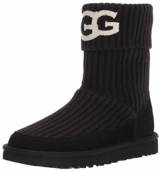 UGG Women's W Classic Knit Ankle Boots