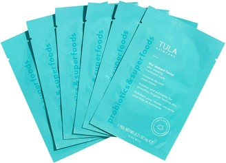 Tula Instant Facial Dual-Phase Skin Reviving Treatment Pads