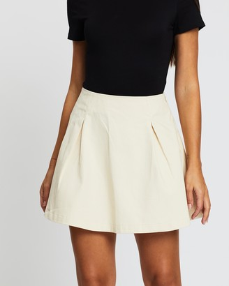 Atmos & Here Kansas Pleat Skirt