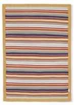 Mamas and Papas Bright Stripe Knitted Blanket