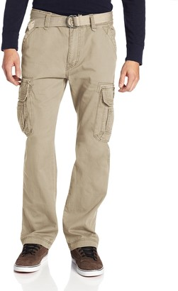UNIONBAY Men's Survivor Iv Relaxed Fit Cargo Pant - Reg and Big and Tall Sizes