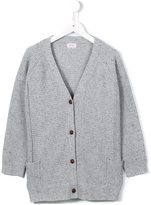 Morley speckled cardigan - kids - Cashmere/Wool - 2 yrs