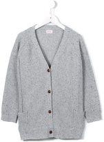 Morley speckled cardigan - kids - Cashmere/Wool - 8 yrs