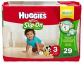 Huggies Little Movers Size 3 Jumbo Pack 29-Count Slip-On® Diapers
