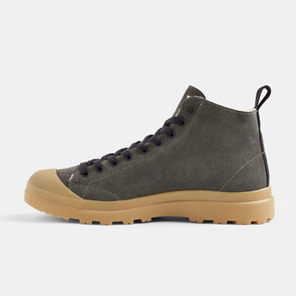 James Perse Vibram Rugged Suede Boot - Mens