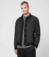 AllSaints Brind Reversible Denim Jacket