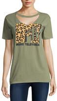 Freeze MTV Graphic T-Shirt- Juniors