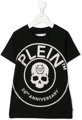 Philipp Plein Junior 20th Anniversary T-shirt