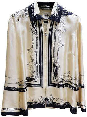 Hermes Multicolour Silk Jackets