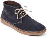 Johnston & Murphy Navy McGuffey Chukka Boots