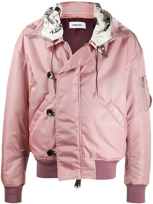 Ambush Reversible Hooded Jacket