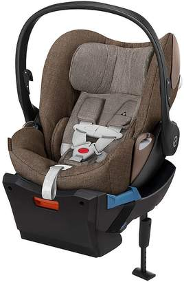 Pottery Barn Kids Cybex Cloud Q Plus Rearfacing Infant Car Seat, Autumn Gold