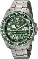 Christian Van Sant Men's 'Montego' Quartz Stainless Steel Casual Watch (Model: CV5102)