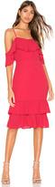 superdown Cecily Midi Dress