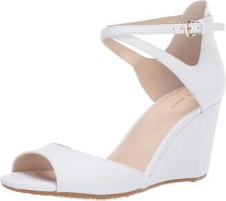 Cole Haan Women's Sadie Grand Open Toe Wedge Sandal (75MM Pump