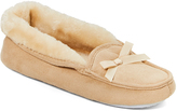 Ellen Tracy Tan Bow Moccasin
