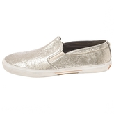 MICHAEL Michael Kors Gold Leather Trainers
