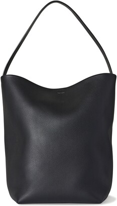 The Row Park North/South Leather Tote