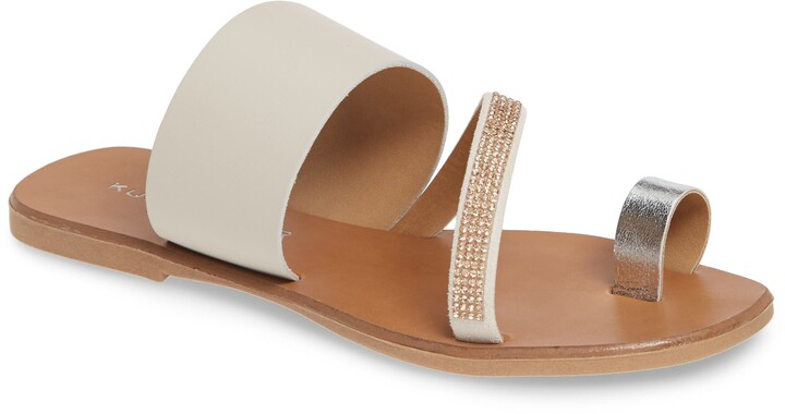 Kurt Geiger London Dawn Slide Sandal